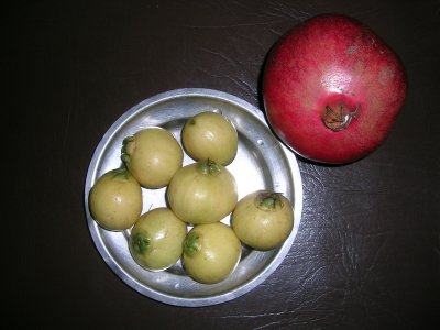Exotic Fruits from India