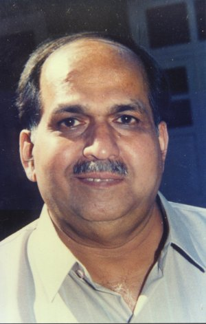 Portrait of K. L. Kamat