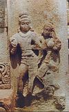 Sculpture from Alampur