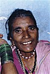 Widow Belonging to Gouli Community