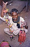 Puppeteer from Rajasthan