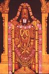 Idol of Lord Venkateswara