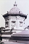 Gopur (Tower) of a Hindu Temple