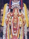 Idol of Lord Vishnu