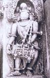 A Drummer of Hoysala Period