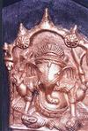 Bronze Idol of Ganesh
