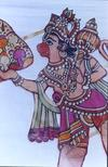 Hanuman in Indian Art
