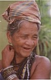 Halakki Tribal Woman
