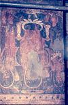 ajanta cave ceiling painting