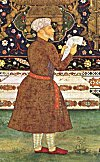 A Courtier in Akbar