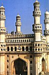 The Towers of Char Minar, Hyderabad