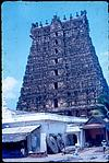 A entrance suchindram temple