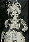 A Yakshagana Performance in Progress