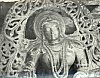 Finely Carved Hoyssala temple Sculpture