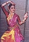 South Indian Dancer Poses