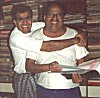 Son and Father Kamat