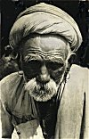 Elderly Man Belonging to the Gouli Community