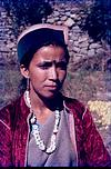 A woman from Himachal Pradesh