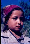 A capped trible girl