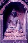 A figure in a meditation-arjuna?