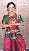The Bharatanatyam Dance