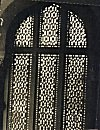 Intricately Carved Grille of a Palace