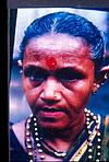 Gamokkal woman from Hebbar Hittalu