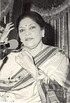 Shobha gurtur, 1925-2005. Foughter of minakshi shirodker,