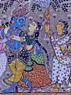 Amorous Sports of Lord Krishna
