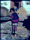There is no poverty for smiles-- Himalayan kids