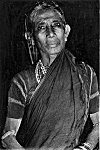 A woman of the Grameen Gouli community