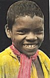 A Boy of Siddi Community