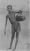 Fetching water from the Ganga (Ganges) River