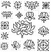 Rangoli design patterns