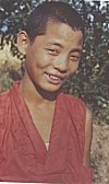 A Student of Tibetan Buddhism