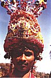 The Turayi Headgear of a Halakki Tribal