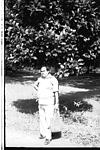 K.L.Kamat in Cubbon park, 1987