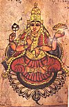 Lakshmi -- Goddess of Wealth