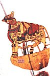 Kamadhenu -- the sacred cow that can provide anything and everything