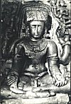 Lord Shiva With a Drinking Bowl