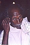 He is village drummer fond of smoking Beedi.