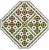 A beautiful geometric design.