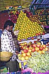 A Fruit Stall in Bangalore