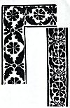 Designs with leaves.