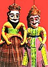 String Puppets from Rajasthan