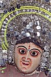 Bengali Mask of Chhau Dance