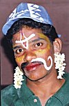 An Folk Entertainer of Doddata Troupe