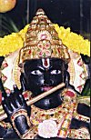 The Black God Krishna