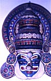 Mask of Kathakkali