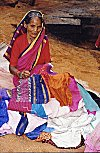 Hand Sewn Quilt Maker from Gulbarga